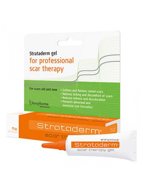 Strataderm - Randų terapijos gelis 10 g