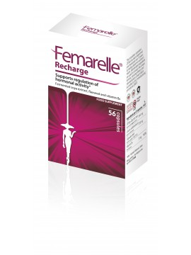 Femarelle Recharge 56 kapsulės
