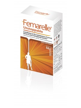 Femarelle Unstoppable 56 kapsulės
