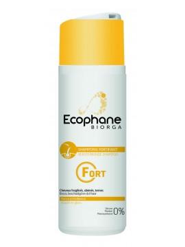 BIORGA Ecophane Fort Stiprinamasis šampūnas 200 ml