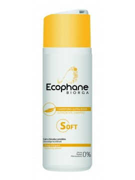 BIORGA Ecophane Soft Ypač švelnus šampūnas 200 ml