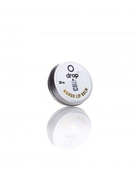 CBD Drėkinantis lūpų balzamas Mango 10 ml