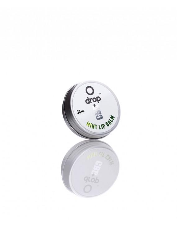 CBD Drėkinantis lūpų balzamas Mėta 10 ml