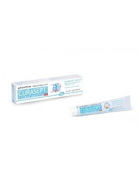 CURASEPT ADS® 705 0.05% dantų pasta su 0.05% chlorheksidino ir 0,05% Fluoro sudėtyje