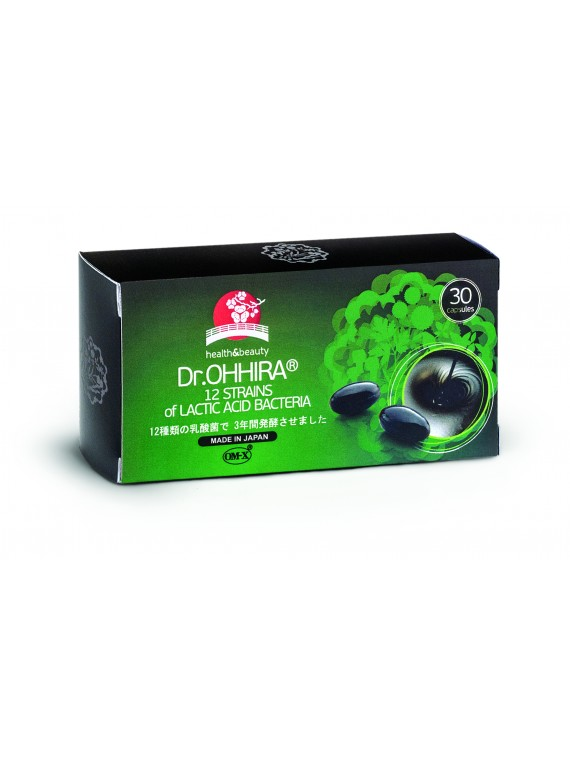 Dr.OHHIRA® 12 rūšių pieno rūgšties bakterijų kompleksas N30