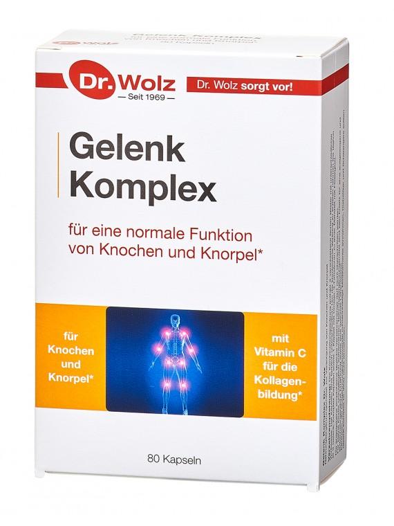 Dr.Wolz Gelenk Komplex N80
