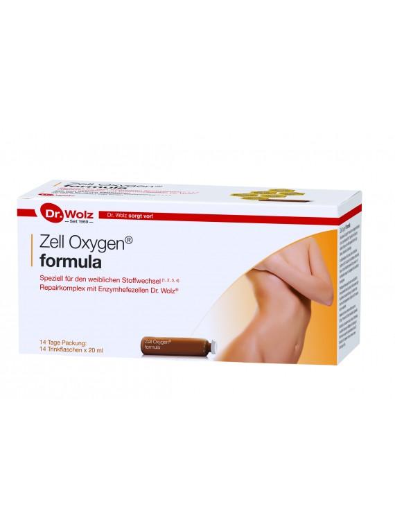 Dr.Wolz Zell Oxygen® formula  20ml N14