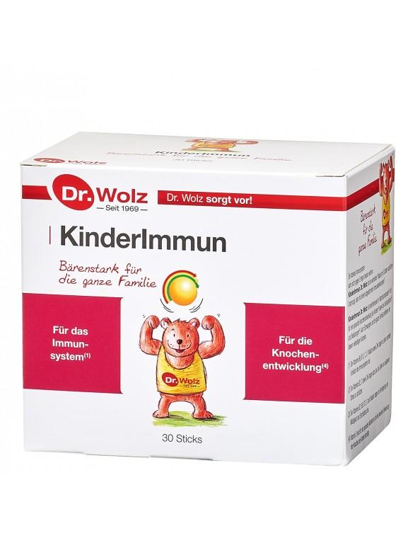 Dr.Wolz Kinder Immun Sticks N30