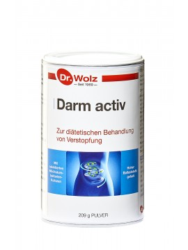 Dr.Wolz Darm activ 209g