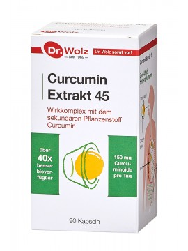 Dr.Wolz Curcumin Extract 45 N90