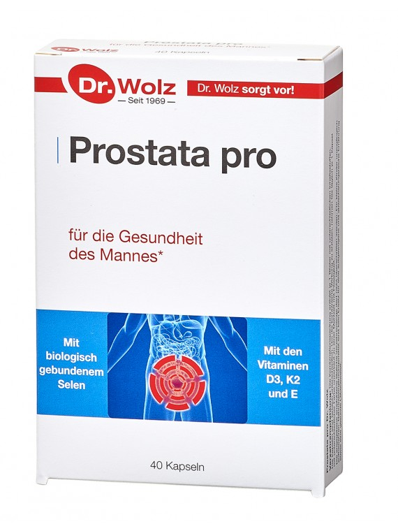 Dr.Wolz Prostata pro N40