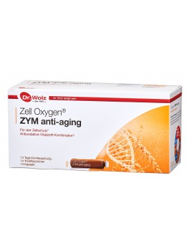 Dr.Wolz Zell Oxygen® ZYM anti-aging N14+14