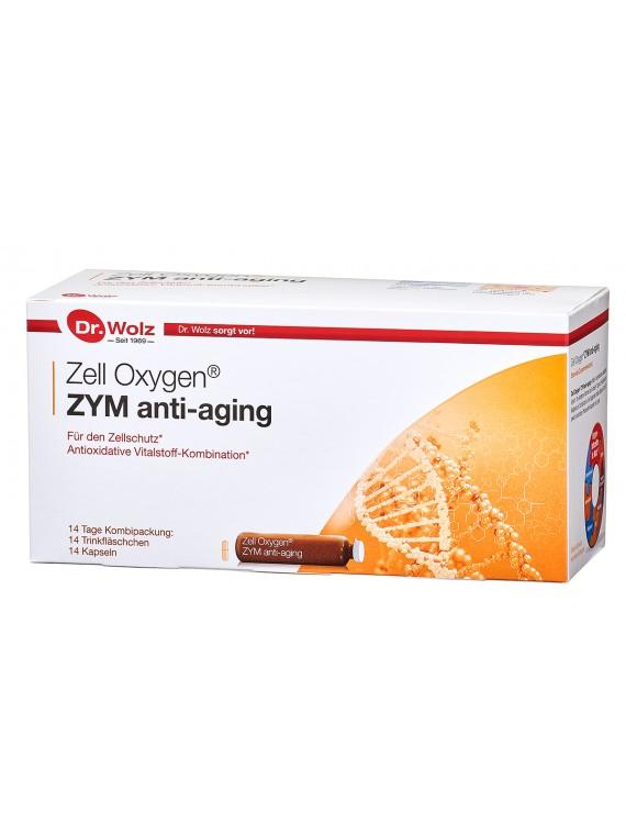 Dr.Wolz Zell Oxygen® ZYM anti-aging N14+14