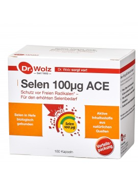Dr.Wolz Selen 100 µg ACE N60
