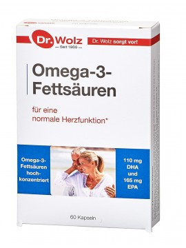 Dr.Wolz Omega-3 N60