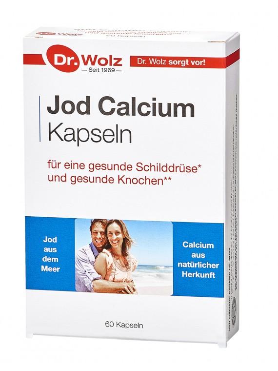 Dr.Wolz Jod-Calcium Kapseln N.60
