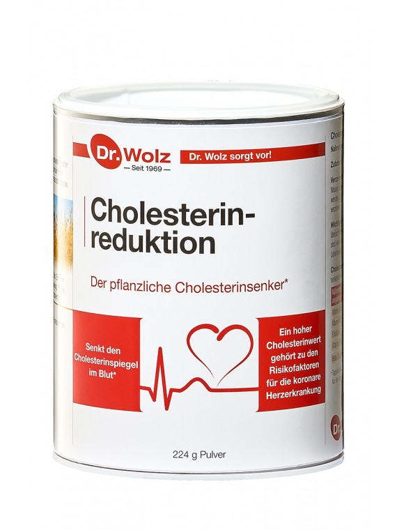 Dr.Wolz Cholesterinreduktion  224 g