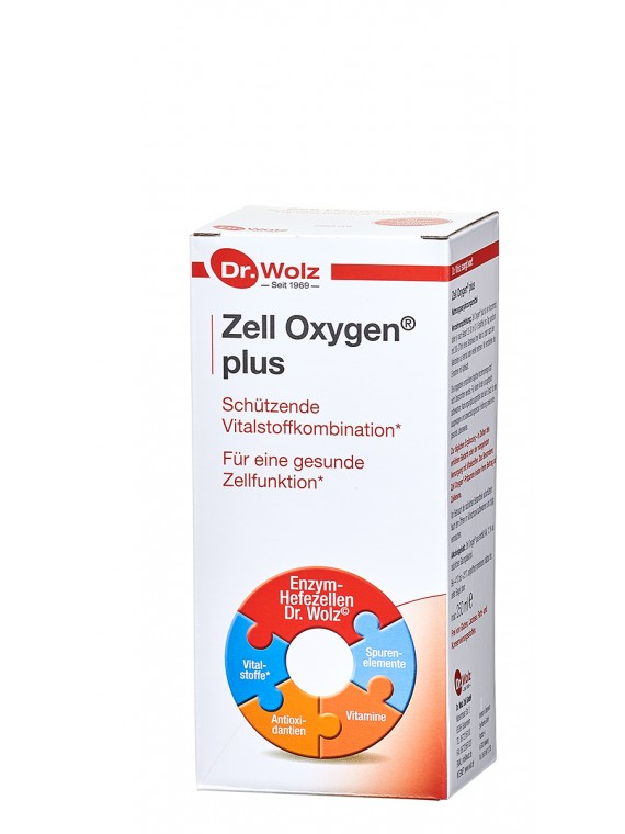 Dr.Wolz Zell Oxygen® Plus 250ml