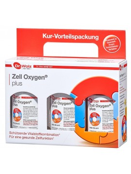 Dr.Wolz Zell Oxygen plus 250 ml N3