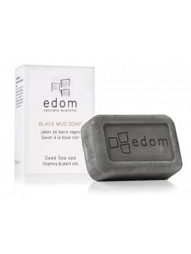 EDOM juodojo purvo muilas normaliai ir riebiai odai, 100 gr