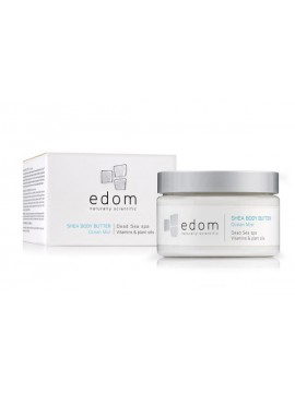 EDOM taukmedžio sviestas kūnui vandenyno dulksnos aromato, 300 ml