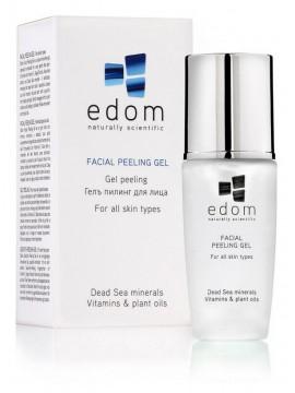 EDOM odą skaistinantis šveičiamasis veido gelis 30 ml