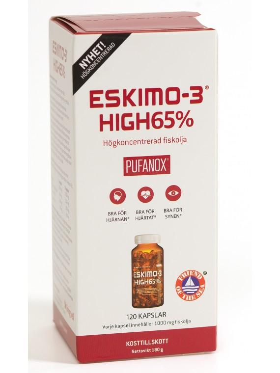 Eskimo-3 High 65% N120
