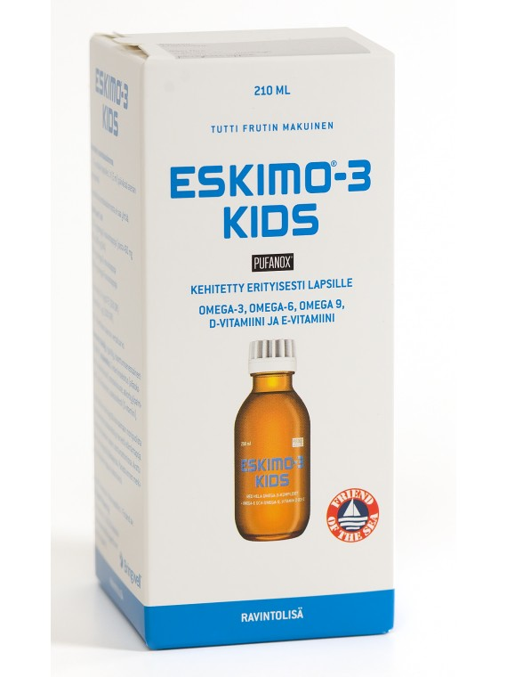 Eskimo-3 Kids, 210ml