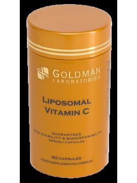 Goldman Liposominis Vitaminas C 500 mg N60