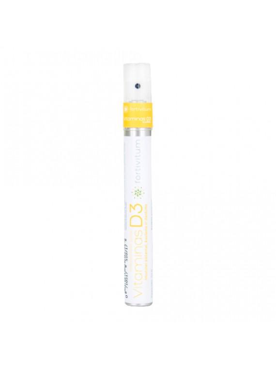 Fortivitum Vitamino D3 4000 IU purškalas, 13,5 ml