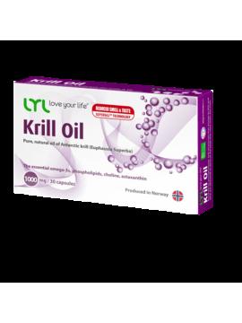 LYL Krill Oil Omega-3 N30