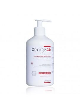 LYSASKIN Xerolys 10 ilgai veikiantis raminantis emolientas sausai odai 200 ml