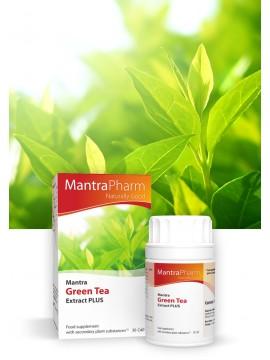 Mantra žaliosios arbatos ekstraktui plius, N90