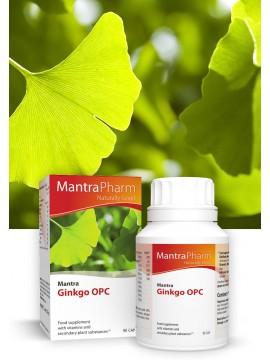 Mantra Ginkgo OPC, N90