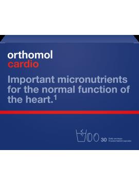 Orthomol Cardio 30 dienos dozių