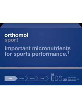 Orthomol Sport 30 dienos dozių