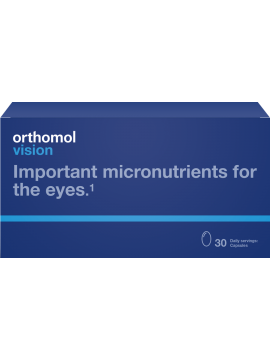 Orthomol Vision 30 dienos dozių