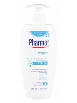 PharmaLine Intymios higienos prausiklis sausai odai 250 ml