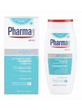 PharmaLine Šampūnas jautriai ir sausai galvos odai 250 ml