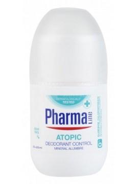 PharmaLine Dezodorantas sausai ir atopinei odai 75 ml