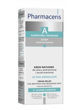 Pharmaceris A Ultra-Sensilium Kremas sudirgusiai ir paraudusiai odai, 30ml