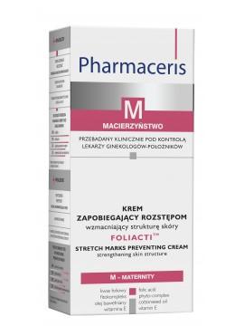 Pharmaceris M Foliacti Kremas saugantis nuo strijų, 150ml