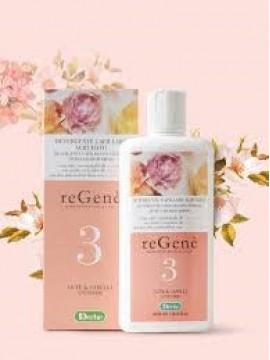 REGENE Citrusinių eterinių aliejų šampūnas riebiems plaukams, 250ml