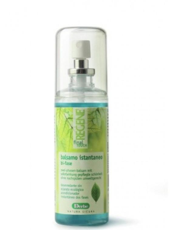 REGENE Nenuplaunamas dvifazis balzamas, apsaugantis ir atkuriantis plaukų struktūrą, 100 ml
