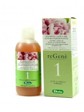 REGENE Giliai drėkinantis šampūnas, 200 ml