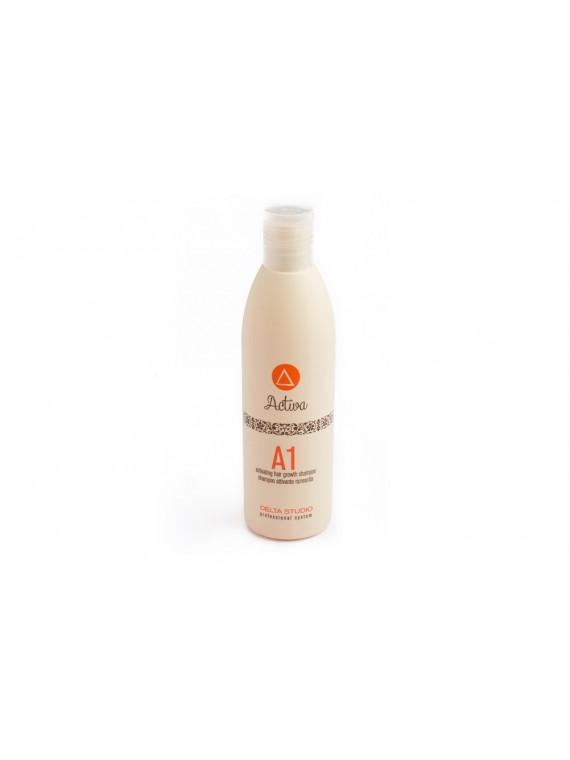 Activa Šampūnas slenkantiems plaukams, 265ml