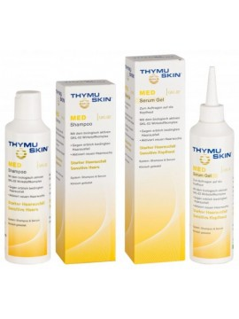 THYMUSKIN® MED rinkinys Šampūnas 200 ml + Serumas 200 ml