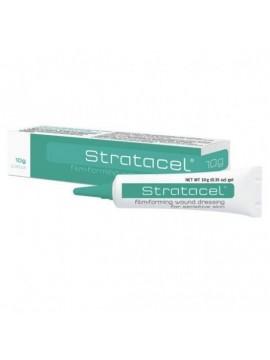 Stratacel - Pažangus tvarstis po procedūrų su daliniu odos pažeidimu 10g