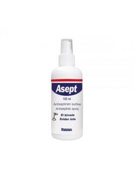 ASEPT antiseptinis purškalas 100 ml